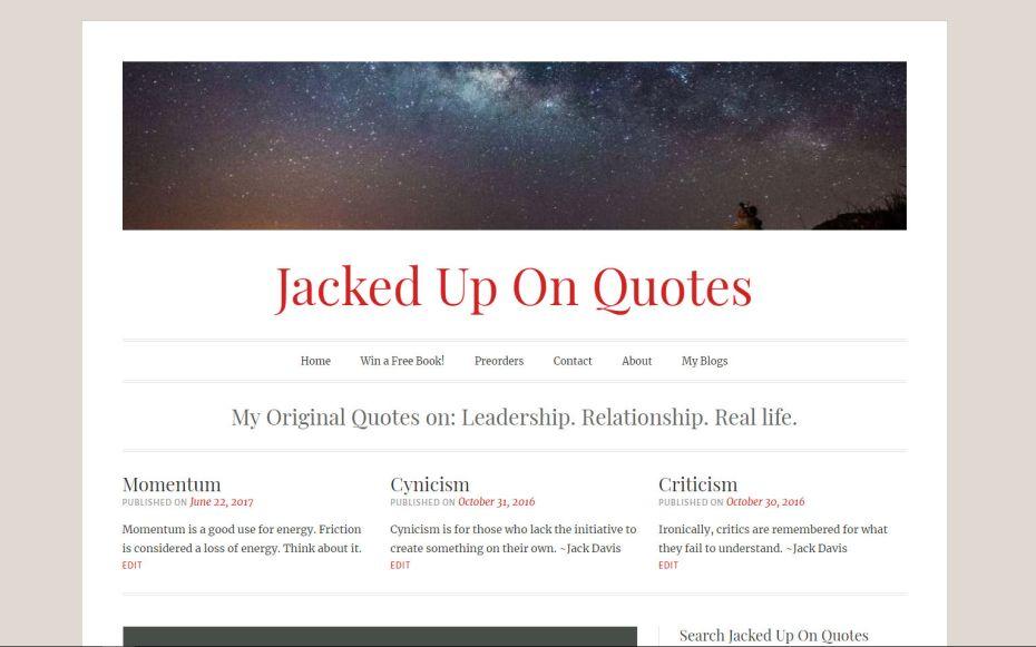 JUOQ-home-page